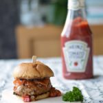 sloppy Joe Hamburger style