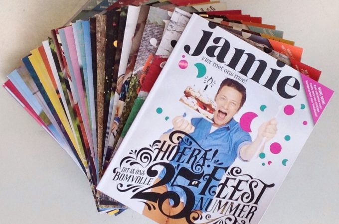JAMIE Magazine viert feest +  WINACTIES