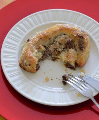 pita sa mesom burek joegoslavische keuken bosnie betty's kitchen recept