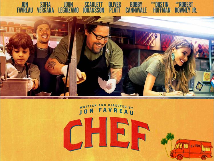 Nu in de bioscoop:  CHEF !