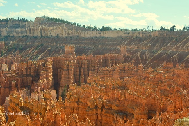 Reisblog West USA – Dag 8: Capital Reef NP & Bryce Canyon NP