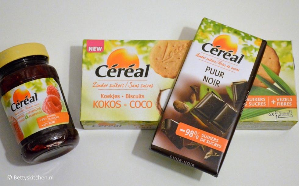 Verminder je suikerinname met Cereal + WINACTIE