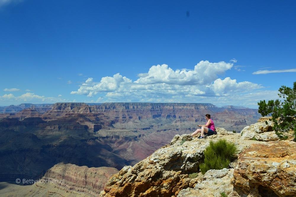 Rondreis West USA – dag 4: Grand Canyon