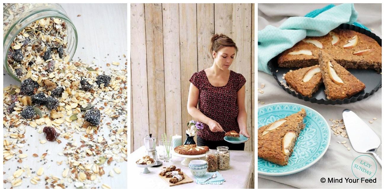 WIN: kookboek Natuurlijk Ontbijten!  van Mind Your Feed