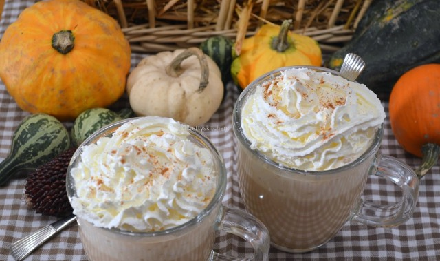 pumpkin spice latte betty's kitchen recept