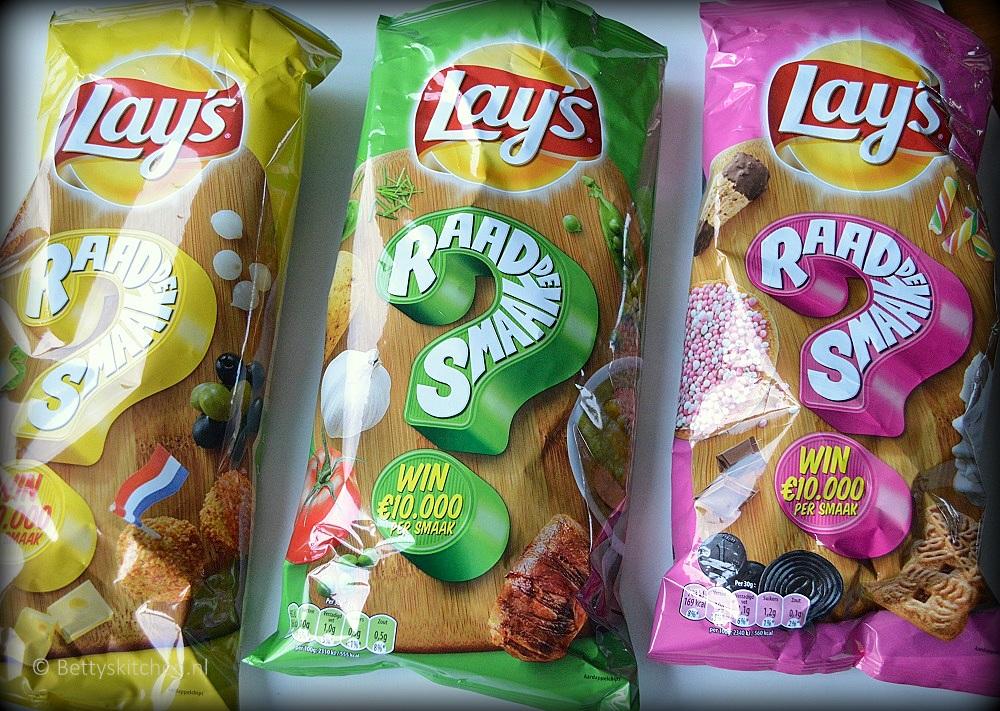 Raad de Smaak! van Lays