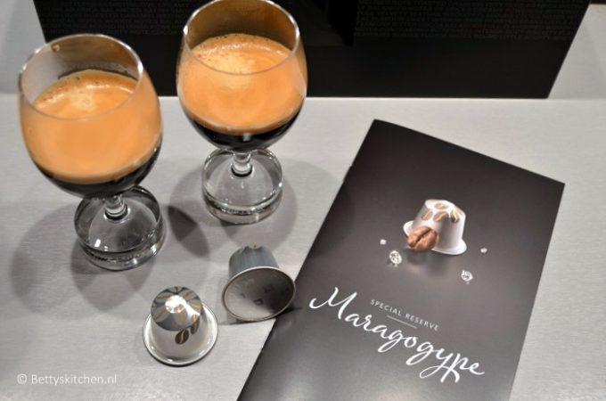 Nespresso Special Reserve Maragogype Grand Cru 2014