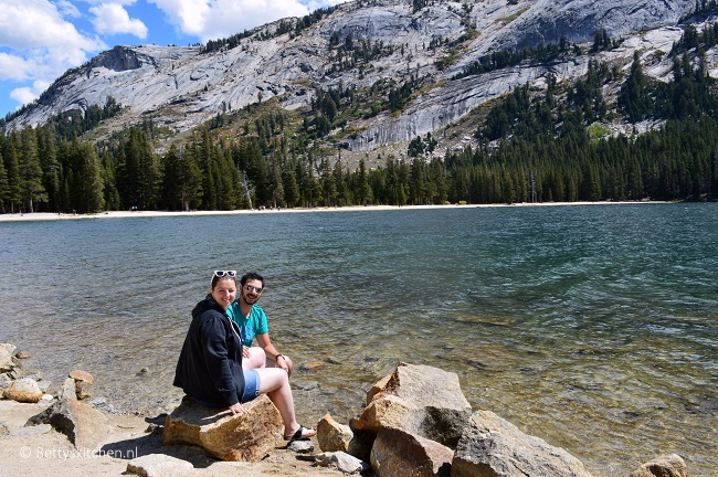Reisblog West USA – dag 12: Yosemite NP en San Francisco