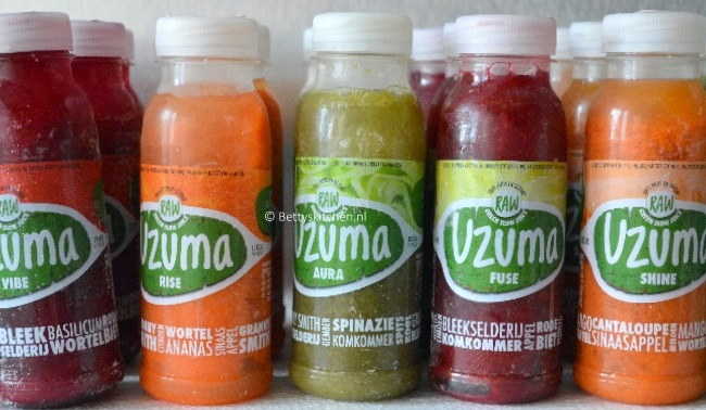 Uzuma Raw Green Slow Juice – Detox dagboek