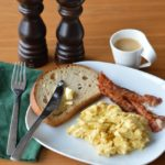 de perfecte scrambled eggs roerei maken © bettyskitchen.nl