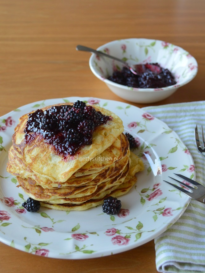 5x Pancakes Recepten