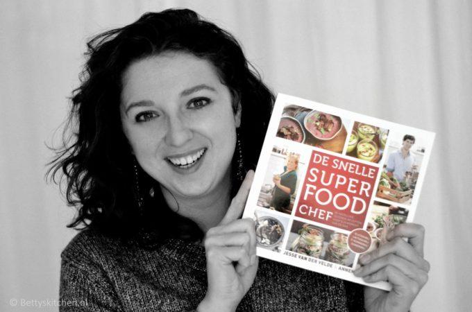 De Snelle Superfood Chef – Jesse van der Velde & Annemieke de Kroon + WINACTIE