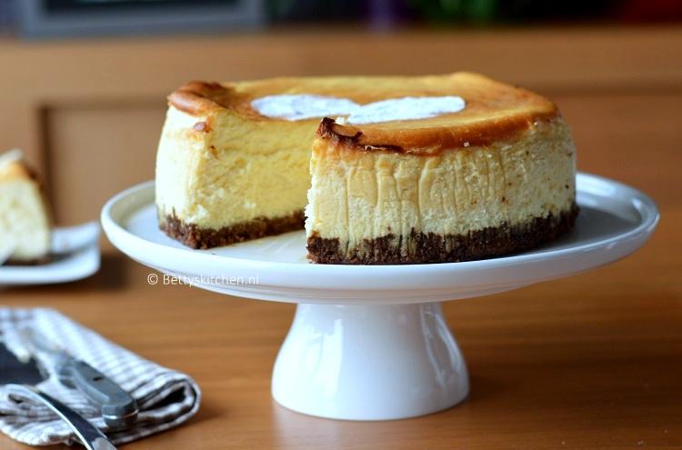 Klassieke Cheesecake maken