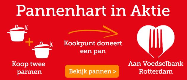 Home Banner Pannehart in Aktie rood