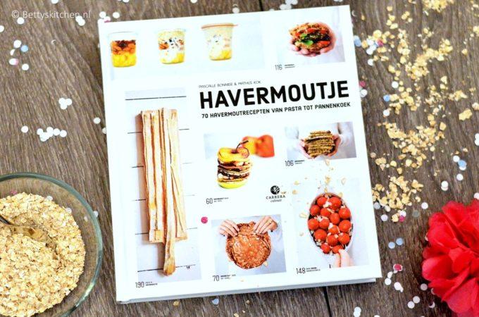 Havermoutje – kookboek (Pascalle Bonnier & Mathijs Kok) + WINACTIE