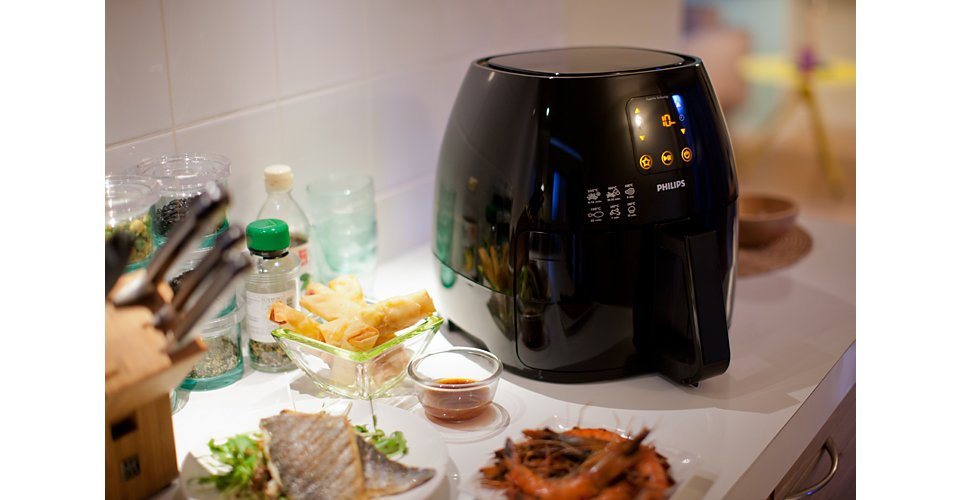 Filmpje: Philips Airfryer XL review