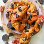 recept croissants met oreo's en chocolade © bettyskitchen kookvideo