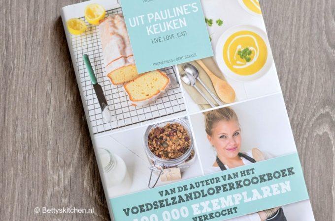 Uit Paulines Keuken – Kookboek (Pauline Weuring) + WINACTIE