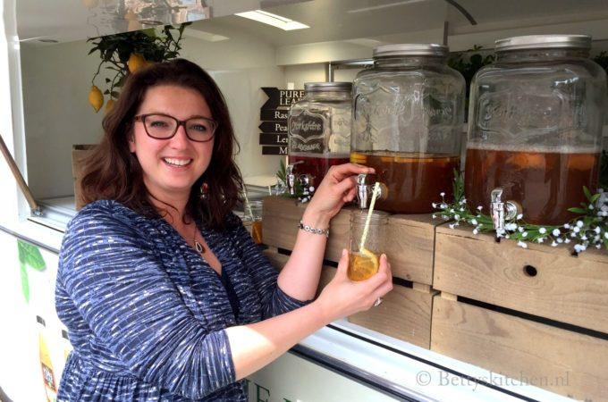 Pure Leaf : Ice Tea gemaakt van vers getrokken thee