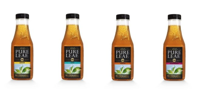 review_pure_leaf_ice_tea