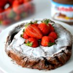 Recept Nutella Brownie Taart met slechts 3 ingredienten © bettyskitchen