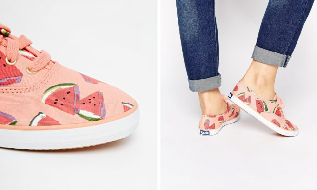 zomer_kleding_met_fruit_print_trend_watermelon_shoes_asos