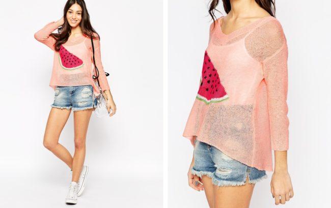 zomer_kleding_met_fruit_print_trend_watermelon_sweater_asos