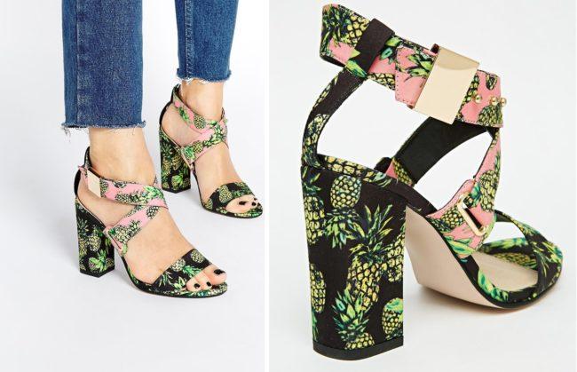 zomer_kleding_met_fruit_print_trend__pineapple_sandals_asos
