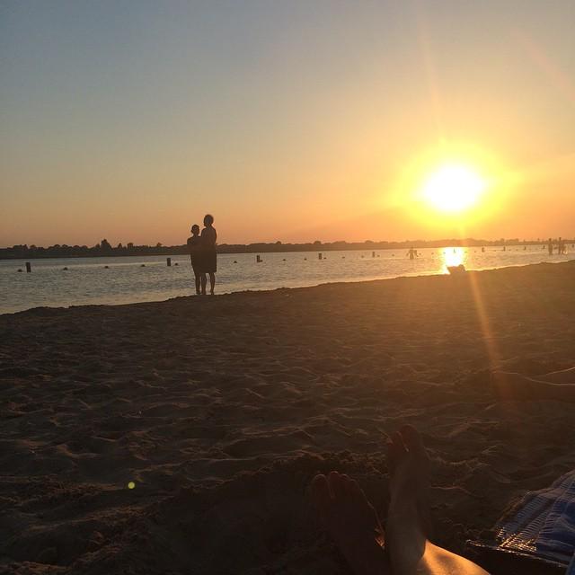fotodagboek_juli_2015_zonsondergang_strand_met_focusonfoodies