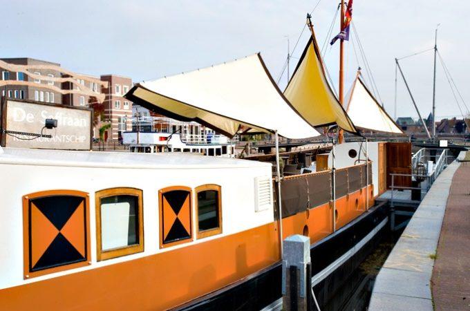Restaurant De Saffraan in Amersfoort