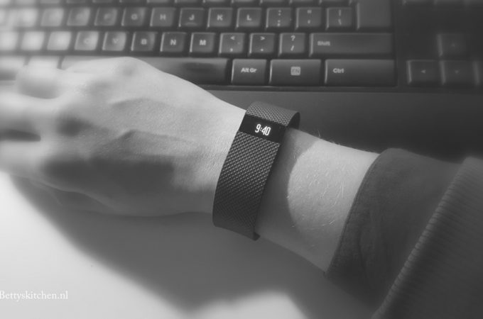 Fitbit Charge HR – Activiteiten Tracker