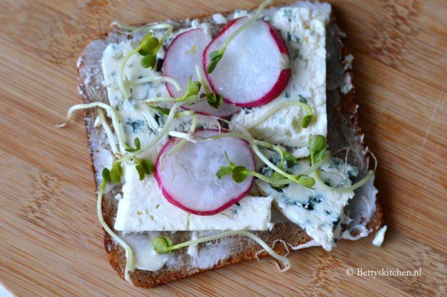 Smørrebrød - Deense broodplank
