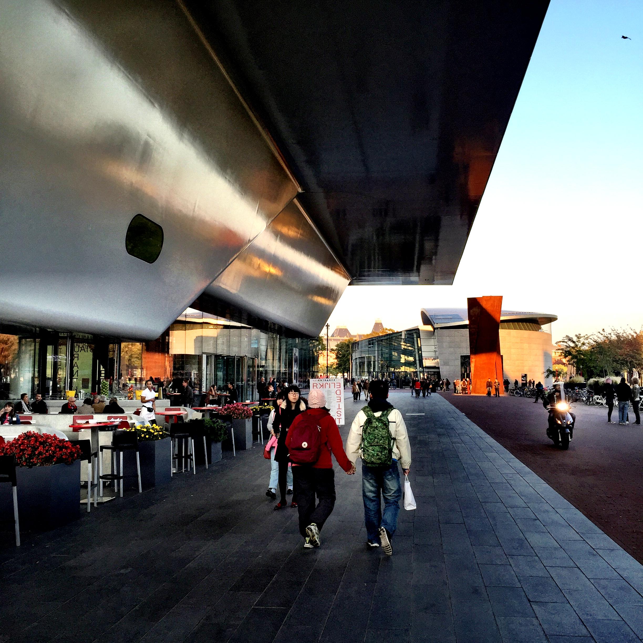 Restaurant Stedelijk in Amsterdam