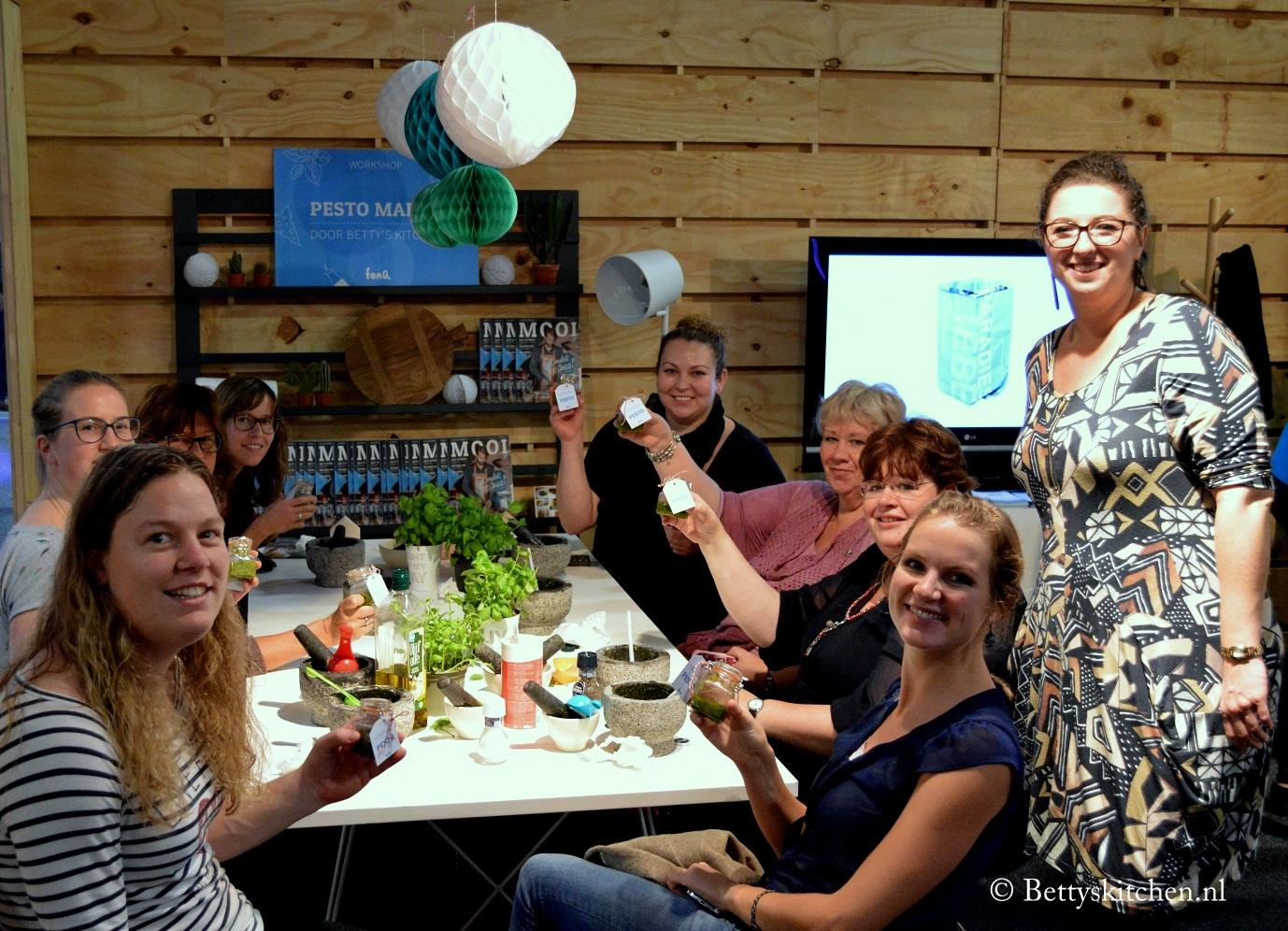 De Tasty 2015 – workshop met fonQ.nl