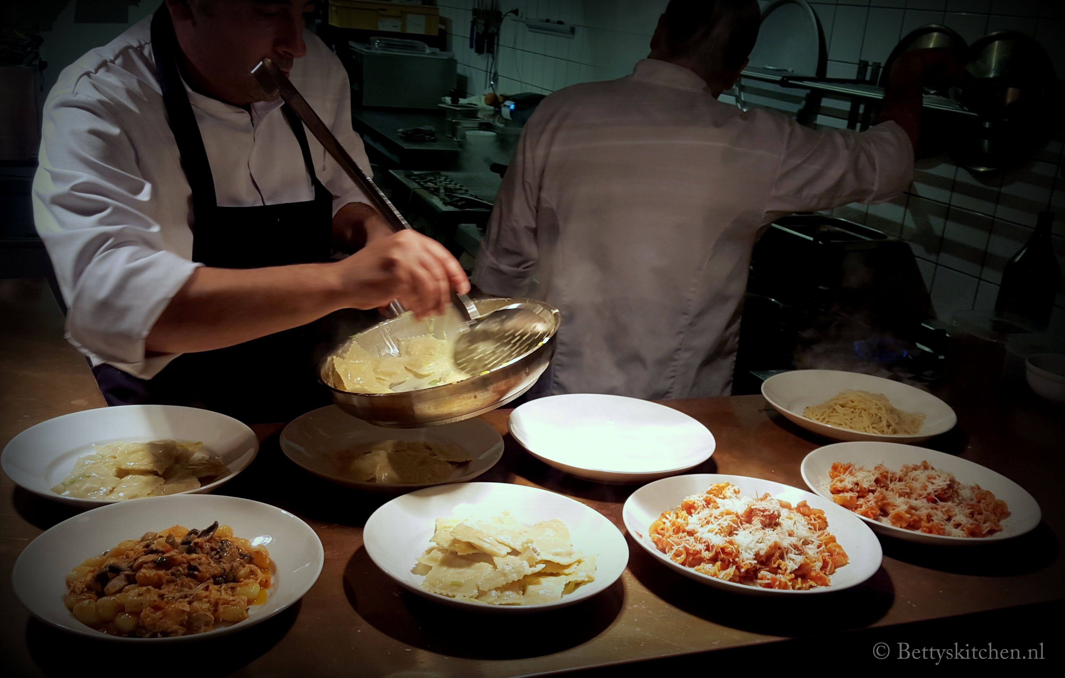Spaghetteria Pasta-Bar in Utrecht