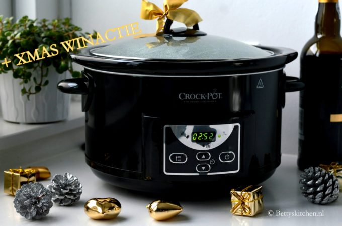 Crock Pot Slowcooker CR507 4,7 L