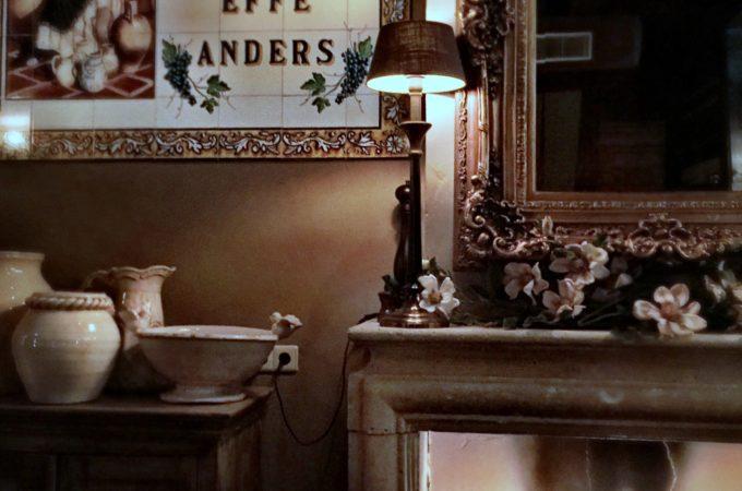 Restaurant Effe Anders in Purmerend