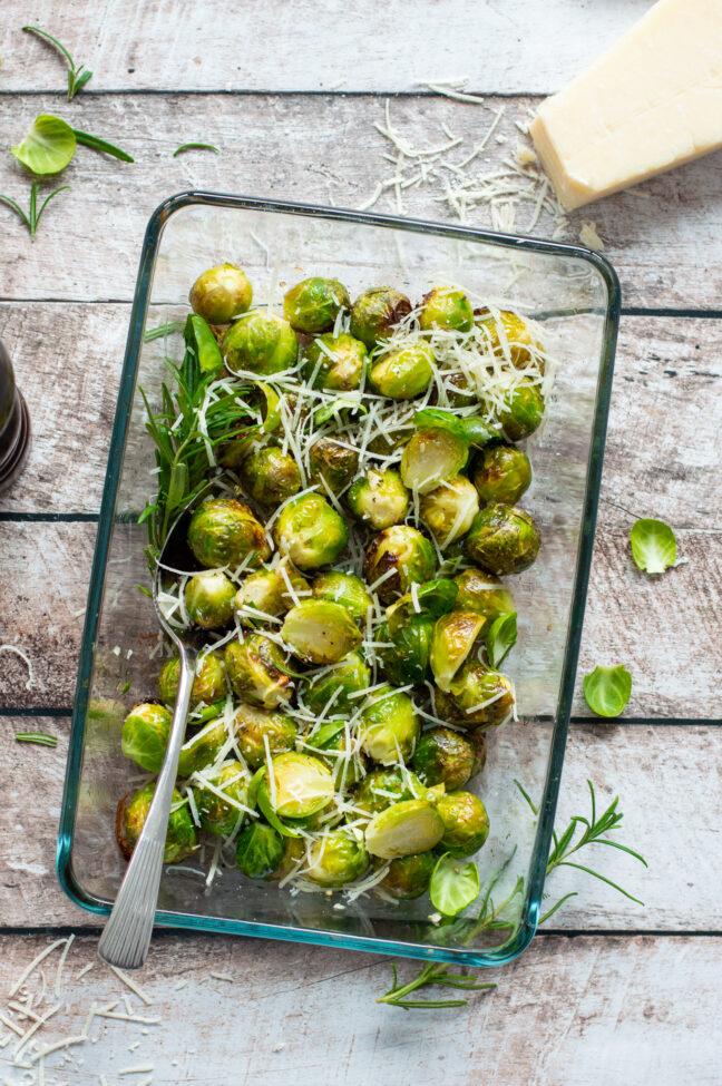 recept geroosterde spruitjes uit de oven © bettyskitchen.nl