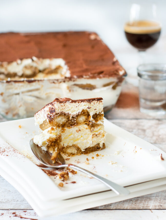 recept tiramisu zonder alcohol of ei © bettyskitchen