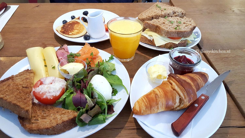 Keuken Van Thijs : 15x ontbijten in utrecht weekend brunch spots bettys kitchen