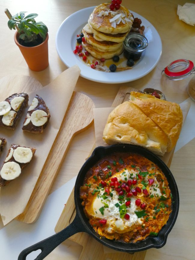 15x ontbijten in Utrecht Karibu Cafe Oudenoord