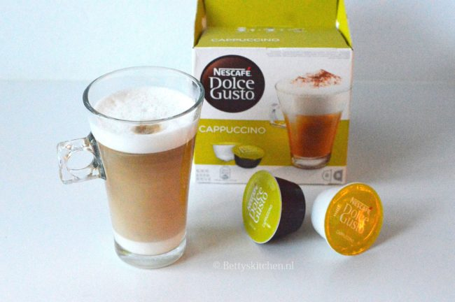 krups dolce gusto drop koffie machine cappuccino