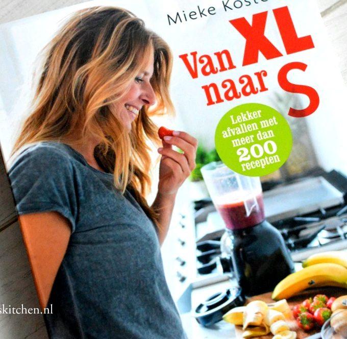 van xl naar s kookboek mieke kosters