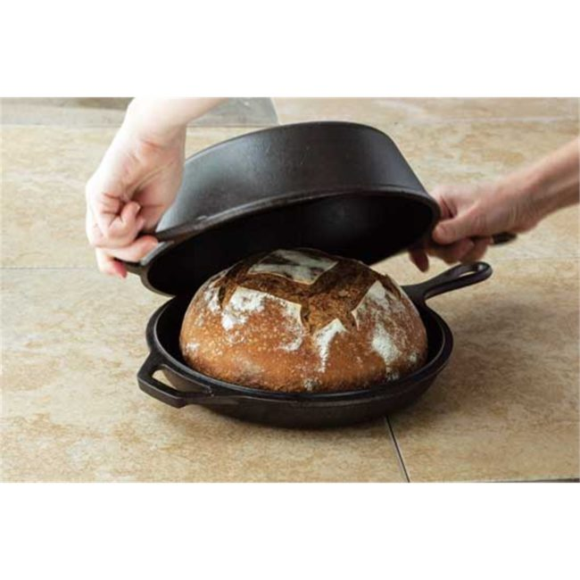 Lodge Combo Cooker pan + WINACTIE