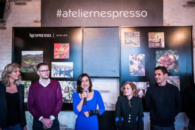 Atelier Nespresso 2016 in Berlijn