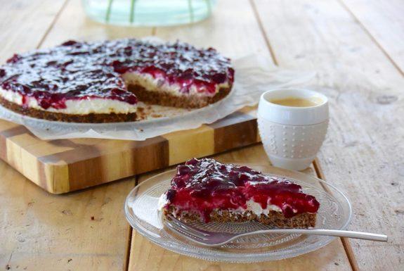 gezondere monchou taart recept