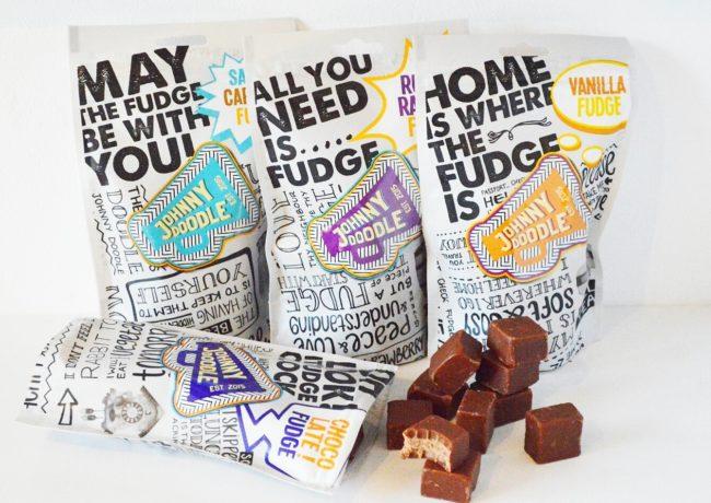 johhny doodle chocolade fudge
