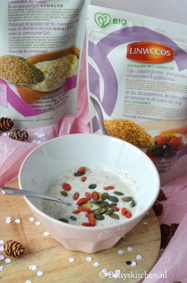 Linwoods lijnzaad producten + WINACTIE