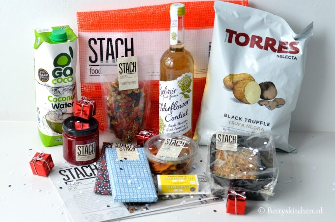 STACH Food Goodiebag WINACTIE
