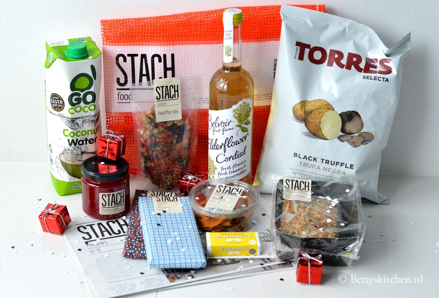 STACH Food Goodiebag WINACTIE